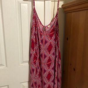 Roxy dress size L